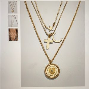 BaubleBar Imperia Necklace Set
